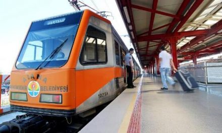 Timetable Stations, Fare Schedule, and Map of Adana Metro