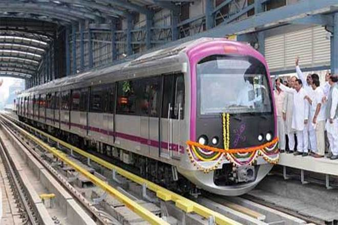 Bangalore Metro Train Timings For Green Line, Purple Line