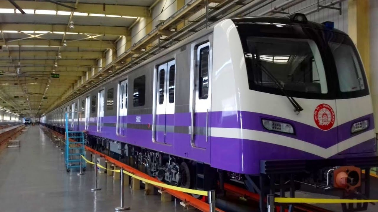 Kolkata Metro Train Timings – First And Last Train Details