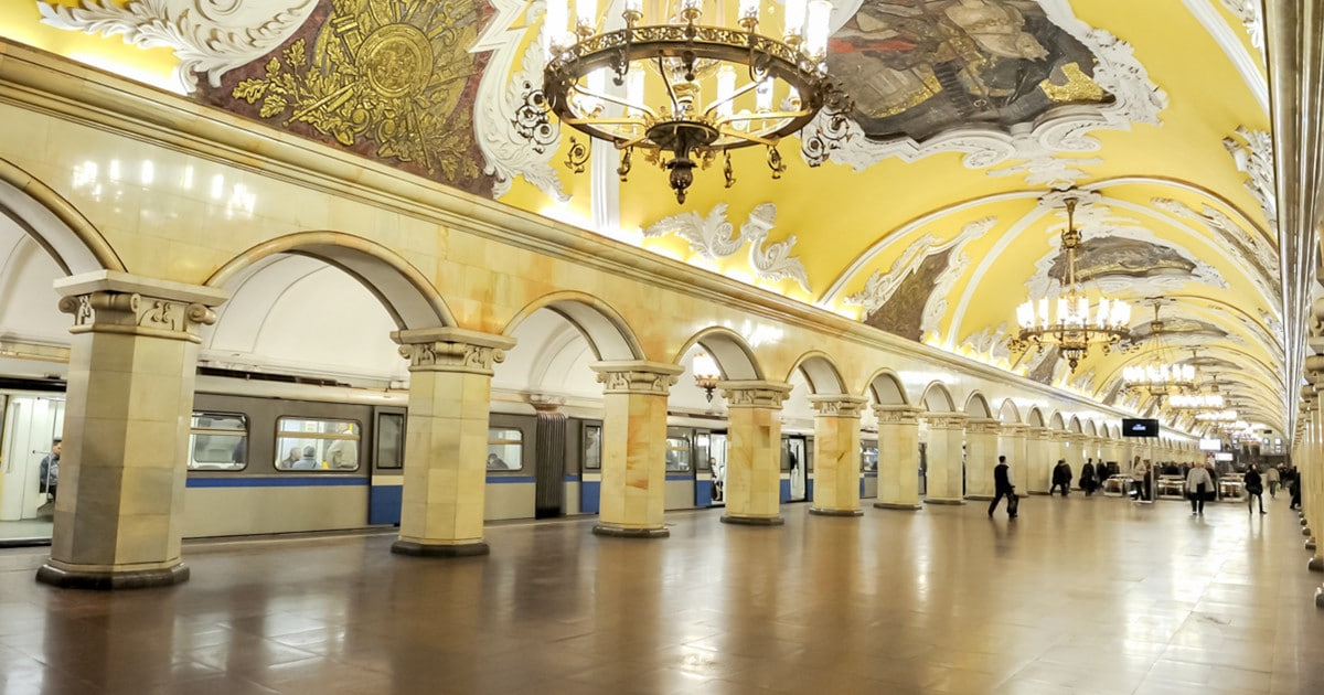Moscow Metro Line Details and Timings – Popular Metro In Russia