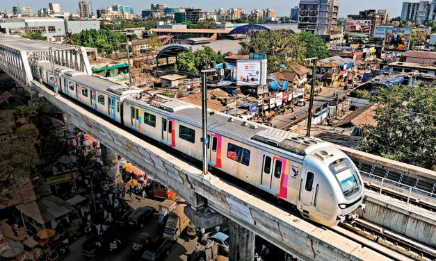 Mumbai Metro Train Timings And Route Map With Distances