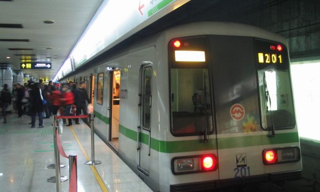 Shanghai Metro Line 1 to Line 8 Schedules and Timetables