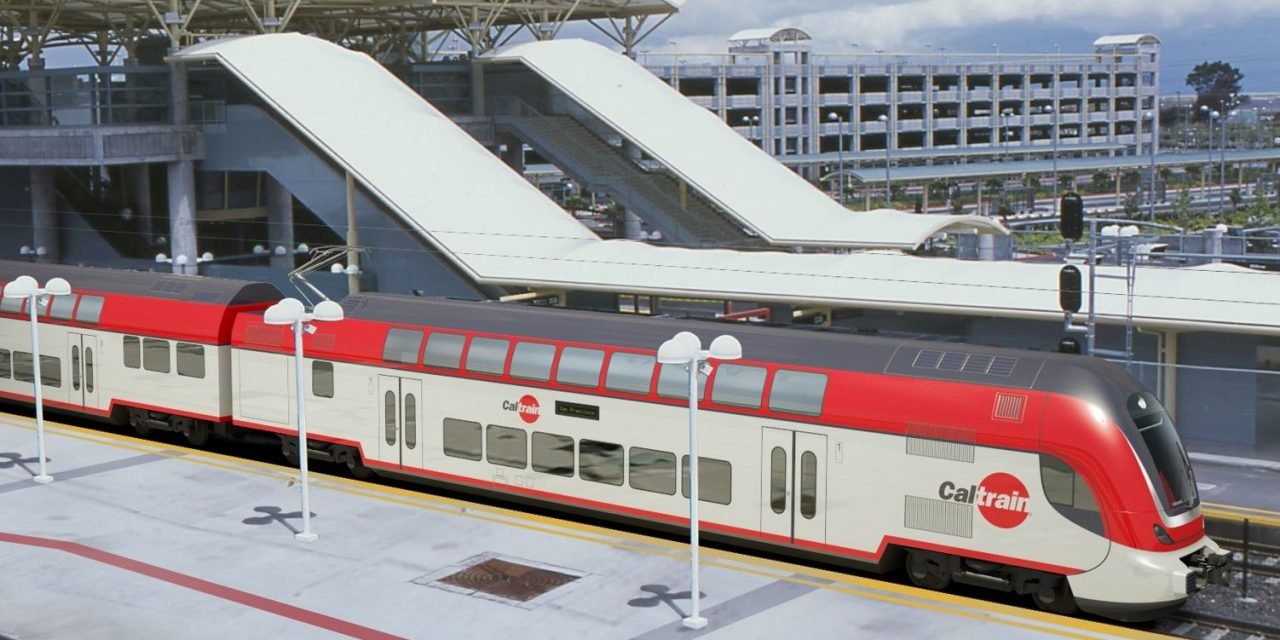 CalTrain Schedule and Timetables of Metro Rail From San Francisco Peninsula To San Jose and Gilroy