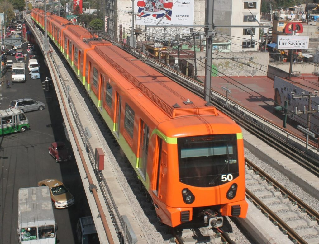 Mexico City Rapid Transit Metro News
