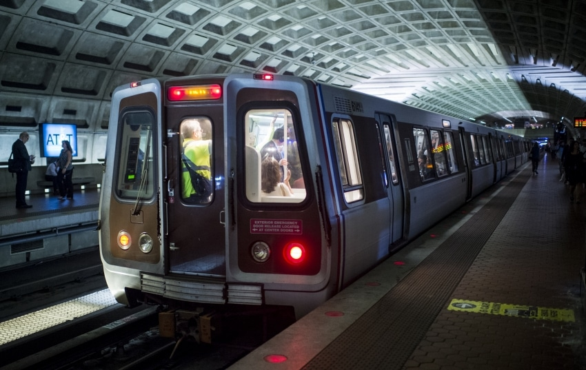 Information of Washington DC Metro Timetable, Maps and Metro Train Schedule